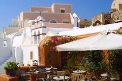 Vacances d'été en Grèce Photo libre de droits