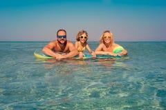Vacances d'été et concept actif de mode de vie photographie stock