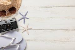 Vacances d'été et fond de voyage photographie stock libre de droits
