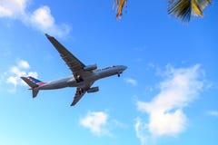 Vacances d'American Airlines Photographie stock libre de droits