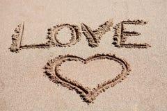 Vacances d'amour Photo stock