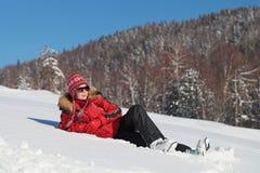 Vacances d'hiver Photographie stock