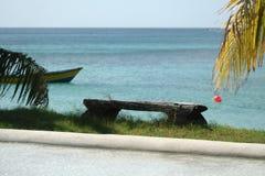 Vacances dans le paradis photo libre de droits