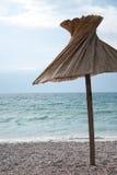 Vacances dans le sud par la mer Images stock