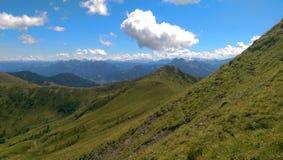 Vacances dans les montagnes Image libre de droits