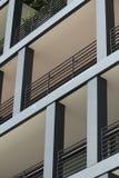 Vacances de balcon Photographie stock