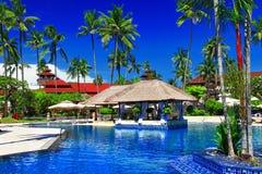 Vacances de Balinesian Image libre de droits