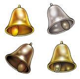 Vacances de Bells Photographie stock libre de droits
