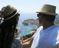Vacances de Dubrovnik Photos libres de droits