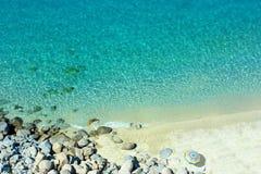 vacances de fond Image libre de droits