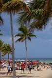 Vacances de Fort Lauderdale image libre de droits