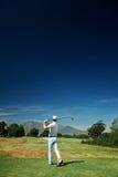 Vacances de golf Photographie stock