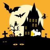 Vacances de Halloween Photographie stock