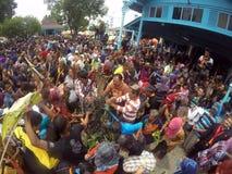 Vacances de Javanese photo libre de droits