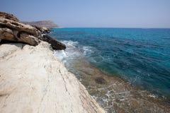 Vacances de la Chypre en été Images libres de droits