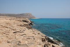 Vacances de la Chypre en été Photos libres de droits
