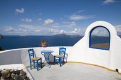 Vacances de la Grèce Photo libre de droits