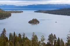 Vacances de Lake Tahoe Photos stock