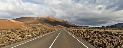 Vacances de Lanzarote Photos libres de droits