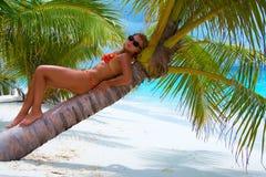 Vacances de luxe ! Photos stock