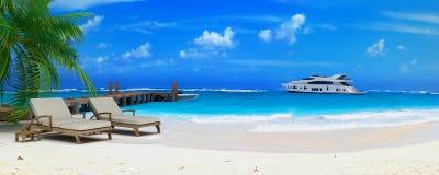 vacances de luxe Photo libre de droits