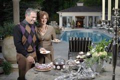 Vacances de luxe de la Californie Images libres de droits