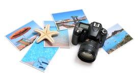 vacances de mer Photos stock