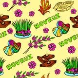 Vacances de Nowruz image libre de droits