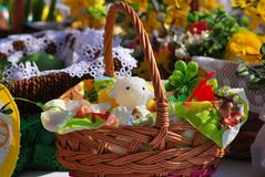 Vacances de Pâques Images stock