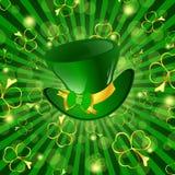 Vacances de St.Patrick Image libre de droits