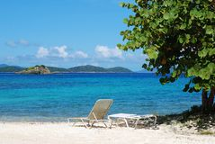 Vacances de St.Thomas Images stock
