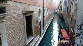 Vacances de Venise Image libre de droits
