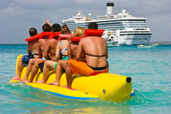 Vacances des Caraïbes Images stock