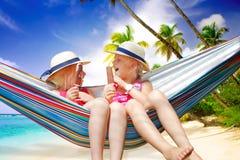 Vacances des Caraïbes photo libre de droits