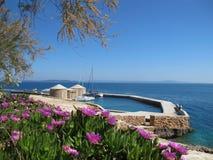 Vacances en Croatie Image stock