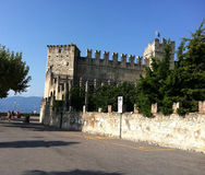 Vacances en Italie Photo libre de droits