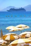 Vacances en mer Photo stock