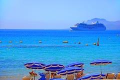 Vacances en mer photos stock