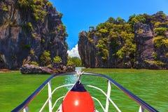Vacances en Thaïlande Image stock