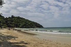 Vacances en Thaïlande sur Photo libre de droits