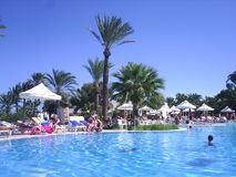 vacances en Tunisie Images libres de droits