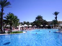 vacances en Tunisie Photos stock