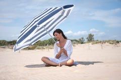 Vacances ensoleillées Image libre de droits