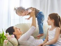 Vacances et unité de famille Image stock