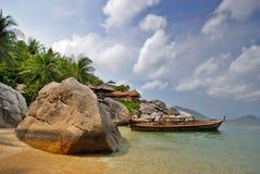 vacances exotiques Photo libre de droits