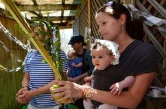 Vacances juives de Sukkot Image libre de droits