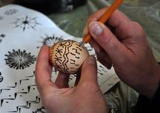 Vacances Lemko Eggs_6 Photographie stock libre de droits