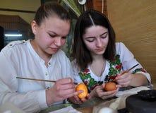 Vacances Lemko Eggs_9 Photo stock