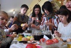 Vacances Lemko Eggs_16 Photos stock