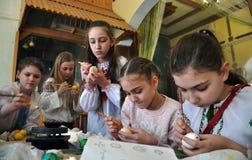 Vacances Lemko Eggs_18 Images stock